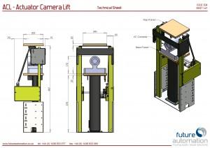 Actuator Camera Lift
