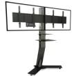 Ekinox Dual — Напольная стойка для двух экранов/ТВ