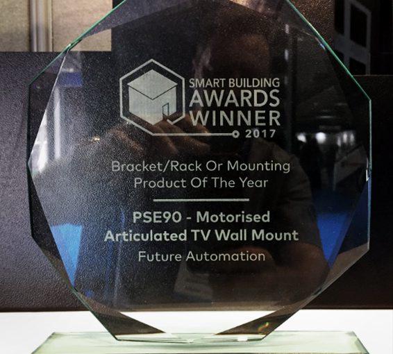 Поворотное крепление для ТВ PSE90 получило награду года!