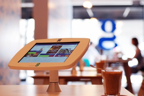 Bouncepad — бизнес-костюм для планшета