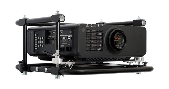 рамы для средних и крупных проекторов Panasonic.