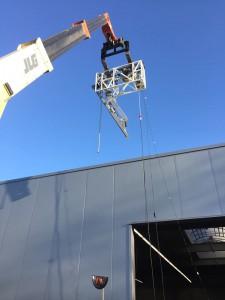 Flatlift loudspeaker lift