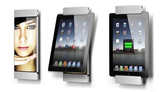 sDock — умное крепление для iPad